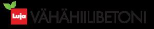 Vähähiilibetoni logo