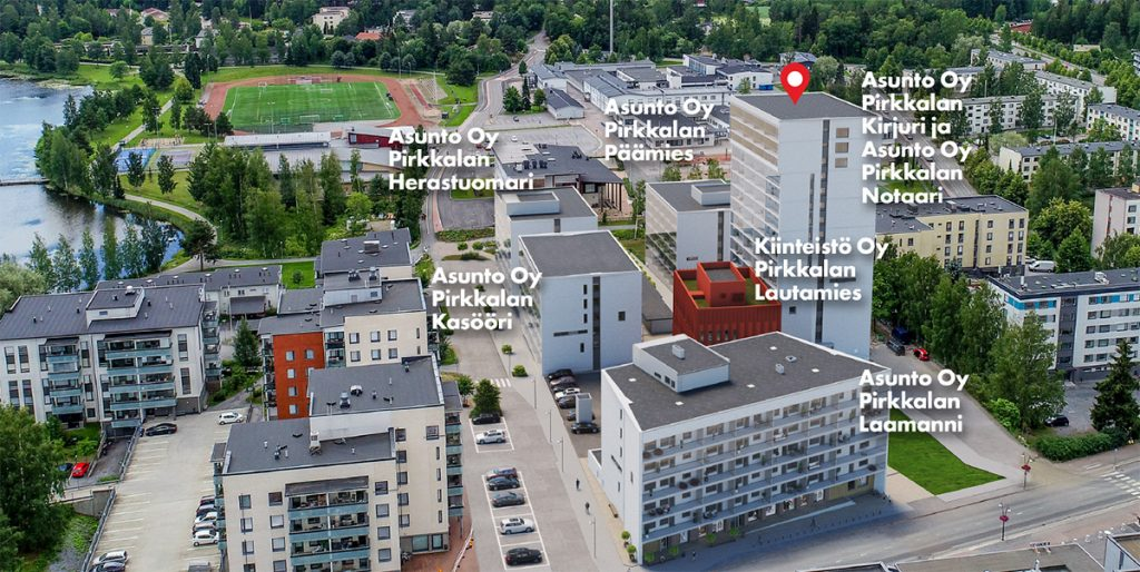 Asunnot Pirkkala
